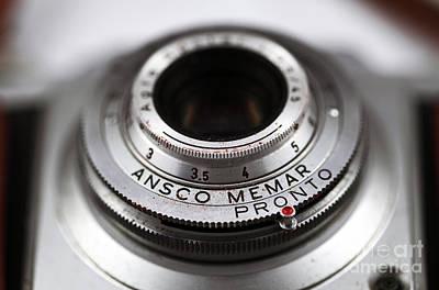 Ansco Photograph - Ansco Memar by John Rizzuto