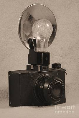 Photograph - Ansco Pioneer by Mark McReynolds