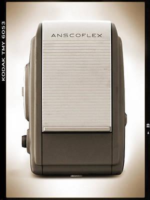 Film Camera Photograph - Anscoflex by Mike McGlothlen