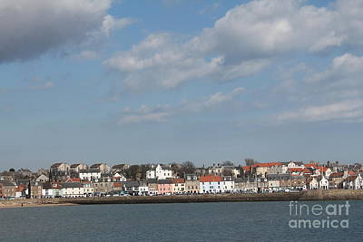 Photograph - Anstruther Village by David Grant
