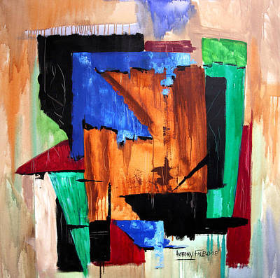 Understanding Painting - Answered Prayer by Anthony Falbo