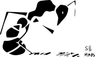 Digital Art - Ant2 by Seemab Zaheera