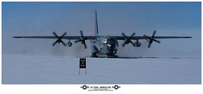 Photograph - Antarctic Hercules by David Barringhaus