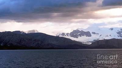 Painting - Antarctica by Vicky Tarcau