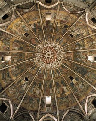 Baptistry Photograph - Antelami, Benedetto 1150-1233 by Everett
