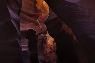 Image Photograph - Antelope Canyon 36 by Ingrid Smith-Johnsen