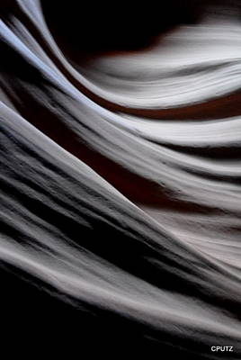 Photograph - Antelope Canyon Upper 9 by Carrie Putz