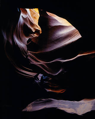 Photograph - Antelope Cyn Cave Close-up by Erik Poppke