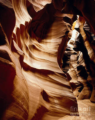 Photograph - Antelope Cyn Cave Full View by Erik Poppke