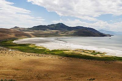 Photograph - Antelope Island by Belinda Greb