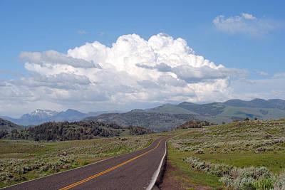 Photograph - Antelope Valley by Robert  Moss