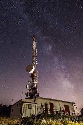 Photograph - Antenna by Eugenio Moya
