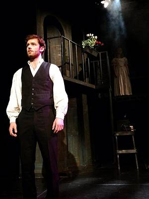 Sweeney Todd Photograph - Anthony by Lizzy Garretty