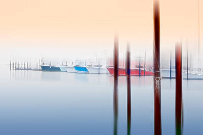 Photograph - Anticipation - A Tranquil Moments Landscape by Dan Carmichael