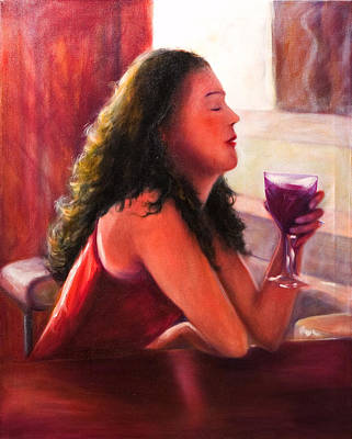 Painting - Anticipation by Shannon Grissom