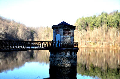 Antietam Photograph - Antietam Creek Reading Pa by Bill Cannon