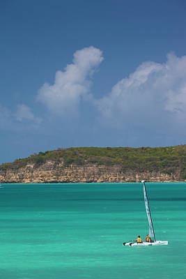 Antigua And Barbuda, Antigua, Dickenson Art Print
