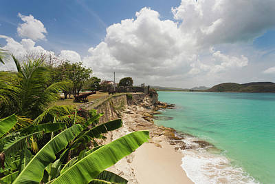 Antigua Photograph - Antigua And Barbuda, Antigua, St by Walter Bibikow