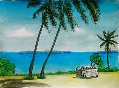 Antigua Art Print by Frank Hunter