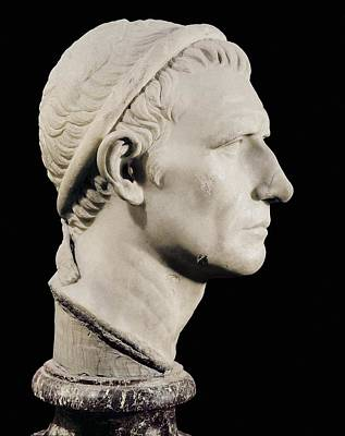 Statue Portrait Photograph - Antiochus IIi The Great. 301 Bc. Copy by Everett