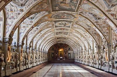Photograph - Antiquarium In The Munich Residenz by Felbert+eickenberg / Stock4b