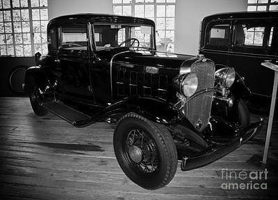 Photograph - Antique Car by Jill Lang