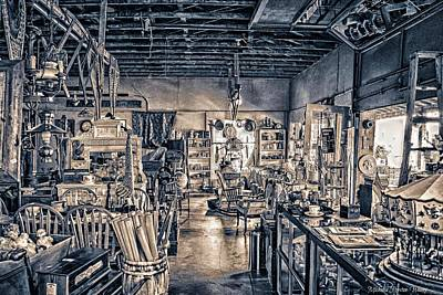 Photograph - Antique Store 2 by Michaela Preston