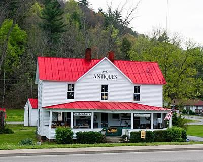 Photograph - Antique Store by Robert L Jackson