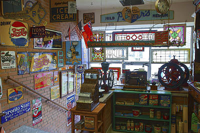 Jb Photograph - Antiques Galore by John  Bartosik