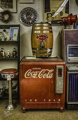 Antiques - Murray's Root Beer And Coca Cola Original