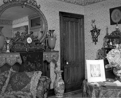 Photograph - Antiques Pittsfield Home                                     by William Haggart
