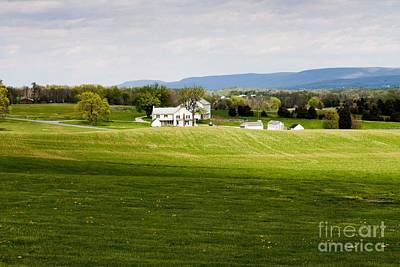 Politicians Royalty-Free and Rights-Managed Images - Antietam Battlefield by Thomas Marchessault