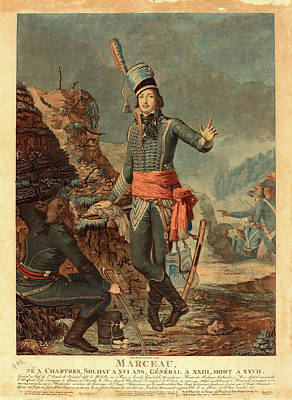 Antoine-françois Sergent, French 1751-1847 Art Print by Litz Collection