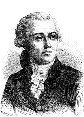 18th Century Photograph - Antoine Lavoisier by Collection Abecasis