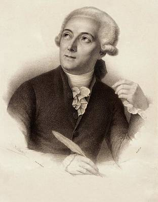 Jacques Photograph - Antoine Lavoisier by Gregory Tobias/chemical Heritage Foundation