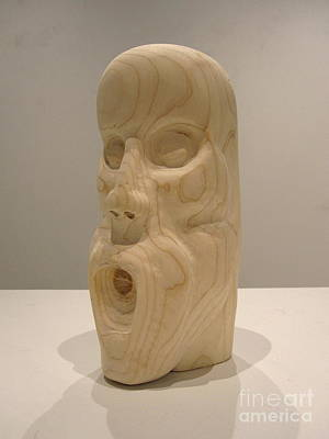 Sculpture - Anxiety by Devin  Cogger