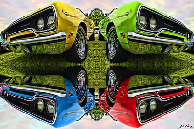 Any Flavor You Like Art Print by Gordon Dean II