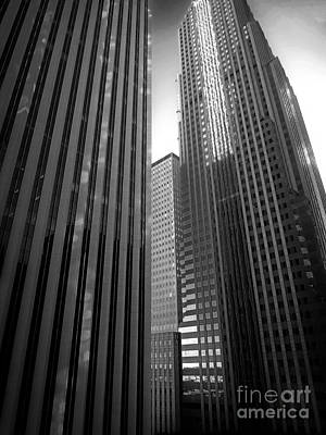 Photograph - Aon Center by Eric Wiles
