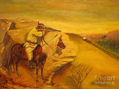 Apache  Original by Anthony Morretta