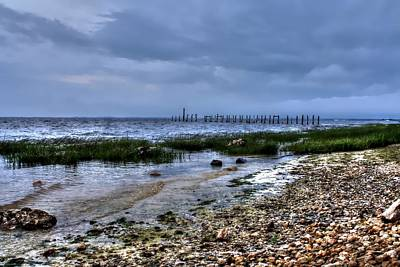 Photograph - Apalachee Bay  by Debra Forand
