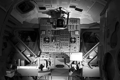 Photograph - Apollo Capsule by David Lee Thompson