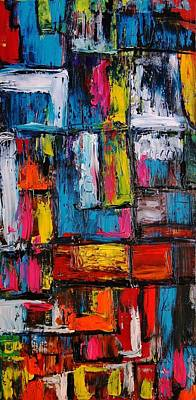 Painting - Apartment Block 2 by Mark Watson