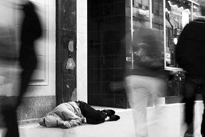 Photograph - Apathy by Nicola Nobile