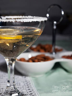 Martini Royalty-Free and Rights-Managed Images - Aperitif by Sinisa Botas