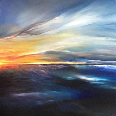 Erie Sky Original by Jessica Maron