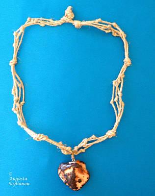Aphrodite Morpho Necklace Original