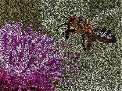 Michael Fitzpatrick Digital Art - Apis by Michael Fitzpatrick
