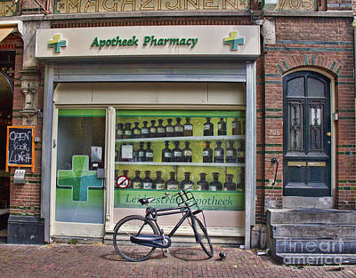 Photograph - Apothecary Shop by Crystal Nederman