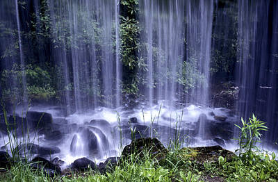 Blurr Photograph - Appalachian Shower by Paul W Faust -  Impressions of Light