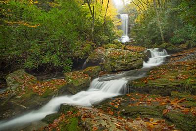 Appalachian Stream Art Print by Doug McPherson